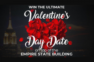 Iheart – Ultimate Valentine's Day Date At The World's Most Romantic Building Sweepstakes