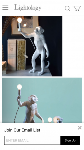 Lightology – Monkey Lamp From Seletti Sweepstakes