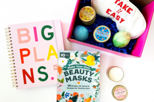 Macmillan – New Year New You Face Mask Sweepstakes