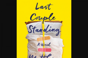 Penguin Random House – Last Couple Standing Rhbc – Win 1 Copy of Last Couple Standing by Matthew Norman (Prize Approximate Retail Value $27)