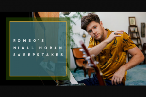 "Premiere Networks – Romeo's Niall Horan – Win (3) day/two (2) night trip for Winner and one (1) guest (together the ""Attendees"") to see Niall Horan perform at Grand Garden Arena on May 16 2020 in Las Vegas Nevada (the ""Concert"")."