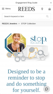 Reeds Jewelers – Stop For Serenity Giveaway – Win for two to Asheville North Carolina