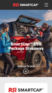 Rsi North America – Smartcap EVO Package Giveaway Sweepstakes