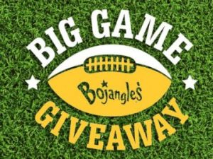 Bojangles' Restaurants – Win a major prize of 2 tickets to the 2020 NFL Draft in Las Vegas, PLUS a $2,000 gift card OR 1 of 2 minor prizes