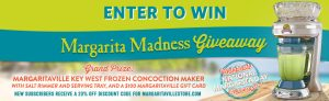 Margaritaville Holdings – Win a prize package valued at $400