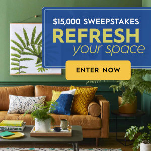Meredith – Better Homes & Gardens – Win a $15,000 check to Refresh Your Space