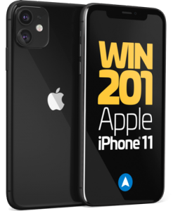 Navigator Company – Win an iPhone 11 black 64Gb