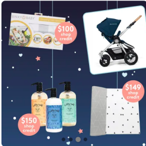 Newton Baby – Win a baby prize package valued at $1,400