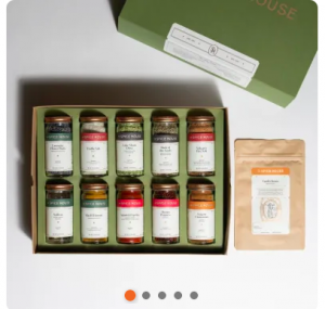 The Spice House – Win the ultimate culinary prize pack