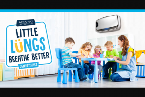 Aeramax – Little Lungs Breathe Better Sweepstakes