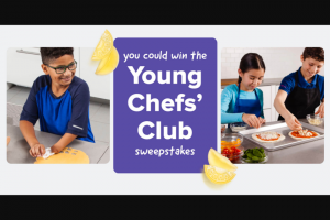 America's Test Kitchen – Young Chef's Club Sweepstakes