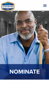 Cintas – 2020 Custodian Of The Year Contest – Win one $5000 credit towards the cost of qualifying products or services from Cintas and Rubbermaid
