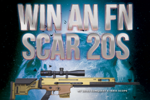 Classic Firearms – Win An Fn Scar 20s Rifle W/ Zeiss 4-16×44 Scope – Win an FN SCAR 20S Rifle w/ Zeiss 4-16×44 Scope approximate retail value $5350.00.