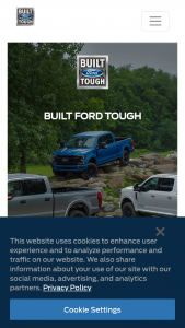Ford – 2020 Chance To Win A Ford – Win four month lease on a 2020 Ford vehicle of winner's choice