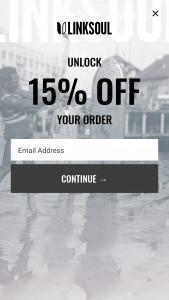 Linksoul – $1000 Linksoul Wardrobe Sweepstakes