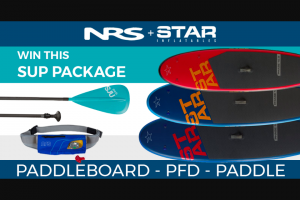 Paddlingcom – Nrs – Win the Star Phase Inflatable SUP