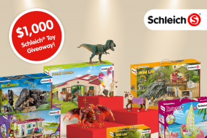 Schleich – $1000 Toy Giveaway – Win of Schleich Toys