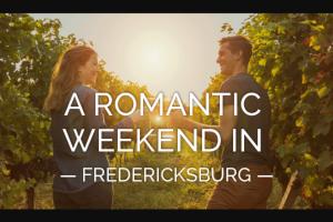 Shopacrosstexas- Romantic Getaway To Fredericksburg Sweepstakes