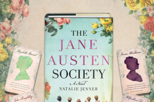 St Martin's Press – Jane Austen Society – Win one copy of THE JANE AUSTEN SOCIETY and one set of character cards