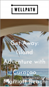 Wellness Creations – Get Away Island Adventure With Curacao Marriott Beach Resort Sweepstakes