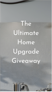 Wellness Creations – Ultimate Home Upgrade Giveaway Sweepstakes