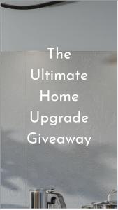Wellness Creations – Ultimate Home Upgrade Giveaway Sweepstakes