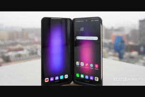 Android Authority – Lg V60 International Giveaway Sweepstakes