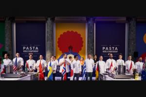 Barilla – Pasta World Championship – Win for two to Pebble Beach CA to attend Barilla's USA Qualifying Event for the Barilla Pasta World Championship April 15 – 19 2020.