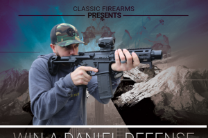 Classic Firearms – Win A Daniel Defense Ddm4 Pdw Pistol W/ Vortex Sparc Ar Optic – Win a Daniel Defense DDM4 PDW Pistol w/ Vortex Sparc AR Optic approximate retail value $1972.00.