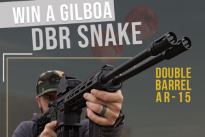 Classic Firearms – Win A Gilboa Dbr Snake Double Barrel Rifle – Win a Gilboa DBR Snake Double Barrel Rifle approximate retail value $3319.00.