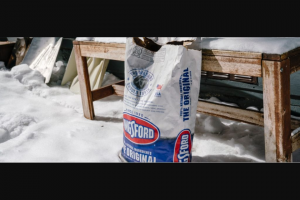 Clorox Kingsford – Toss-A-Day Giveaway Sweepstakes