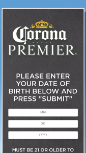 """Crown Imports – Corona Premier Golf Us Open – Win trip for winner and one (1) travel companion to the 2020 US Open at Winged Foot Golf Club in Mamaroneck NY (""""Tournament"""") (departing June 17 2020 returning June 22 2020)."""