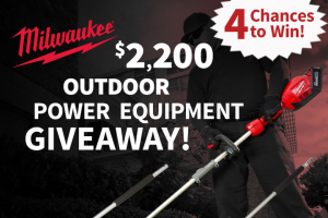 Do It Best – Milwaukee Outdoor Power Equipment Giveaway – Win for any reason or c) has violated the rules of the giveaway
