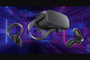 Gamespot – Oculus Quest Giveaway Sweepstakes