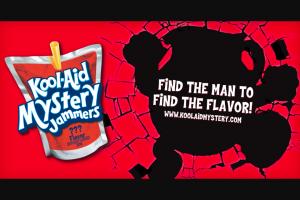 Kraft Heinz Foods – Kool-Aid Mystery Flavor – Win one (1) Kool-Aid Mystery thermos