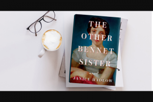 Macmillan – The Other Bennet Sister – Win of One advance readers copy of The Other Bennet Sister by Janice Hadlow