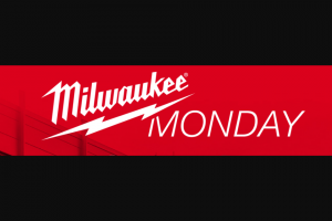 Milwaukee Electric Tool – Monday Contest Sweepstakes