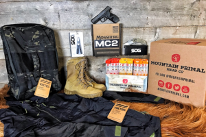 Mountain Primal Meat – 2020 Range Ready Tactical Giveaway – Win 1) Mossberg MC2c 9MM Semi-Automatic Pistol