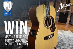 Premier Guitar – Artisan Guitar Sweepstakes