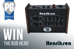 Premier Guitar – Henriksen Amplifiers The Bud Head Sweepstakes