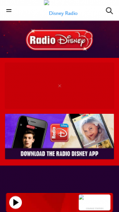Radio Disney – Fam Fun Sweepstakes