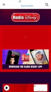 Radio Disney – Fam Fun Sweepstakes