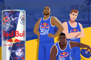 Red Bull – 3x Contest – Win the following prizes based on the final placement in the Contest