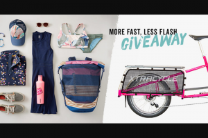 Title Nine – More Fast Less Flash Giveaway Sweepstakes