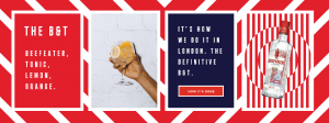 Pernod Ricard – Beefeater – Win 1 of 2 trips for 2 to London, England for a distillery tour