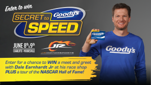 Prestige Consumer Healthcare – Win a trip for 2 to Mooresville, NC to Meet Dale Earnhardt Jr. at his Race Shop.png