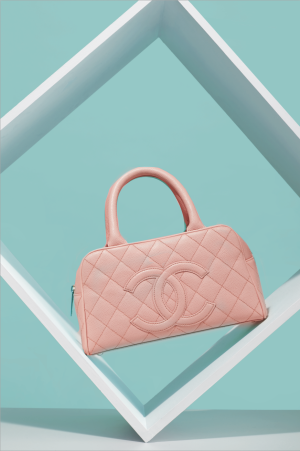 WGACA – Win a Chanel Pink Mini Caviar Bowler bag