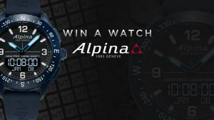 WorldTempus – Win an Alpina AlpinerX watch