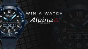 WorldTempus – Win an Alpina AlpinerX watch