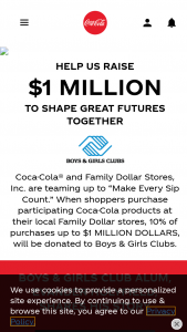 Coca-Cola – Family Dollar Gift Card Sweepstakes